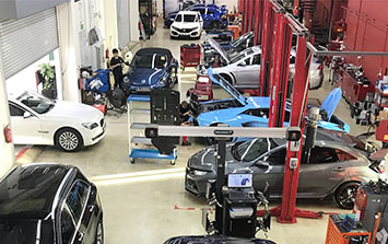 Vehicle Repairs and Maintenance Services